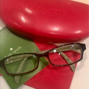 Kate Spade Eyeglasses, Made in Italy